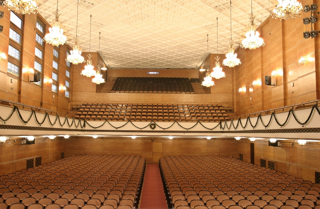 Bulgaria Hall